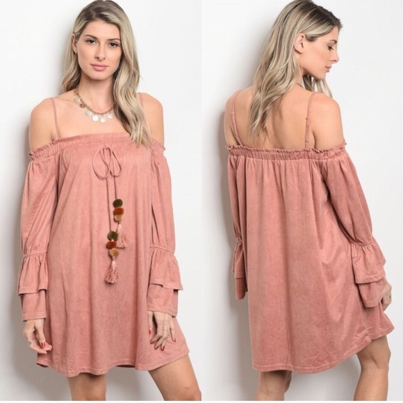 bf4b93046ea ... cold shoulder long sleeve dress. Boutique. M 5ab2c89d45b30c34fddd592d.  M 5ab2c89d45b30c34fddd592d